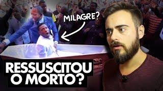 A VERDADE SOBRE O PASTOR QUE RESSUSCITOU HOMEM DENTRO DE CAIXÃO