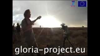 Total Solar Eclipse Nov 3 2013 - Kenya (GLORIA project)