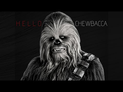 """Hello"" Sung By Chewbacca 