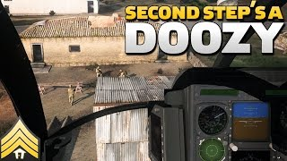 Second steps a doozy! - Arma 3 Close Air Support