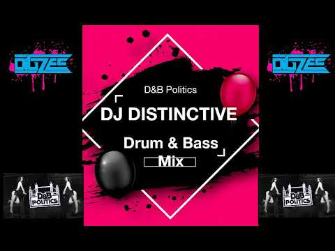 DJ DISTINCTIVE    II DRUM & BASS II