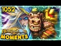 IS THIS BRILLIANT OR DUMB? | Hearthstone Daily Moments Ep.1052