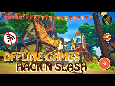 TOP 10 GAMES RPG Offline Hack'N Slash For Android Part 2