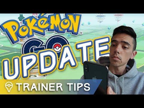 POKÉMON GO v0.95.3: NEW POKÉMON, NEW MOVES, QUESTS   Pokémon GO Update