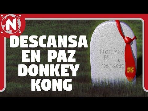 La muerte no oficial de Donkey Kong