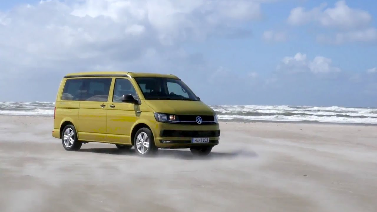 volkswagen california beach t6 youtube. Black Bedroom Furniture Sets. Home Design Ideas
