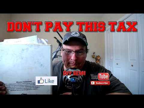 Sales Tax Exemption. How To Avoid Sales Tax In Trucking
