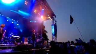 Embrace - Blue Monday (cover) live at Secret Festival 2015