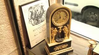 L'Heure d'Antan : Denis Corpechot : réparation et vente d'horlogerie ancienne à Paris 8ème 75008