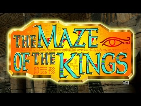 The Maze Of The Kings (Arcade) playthrough