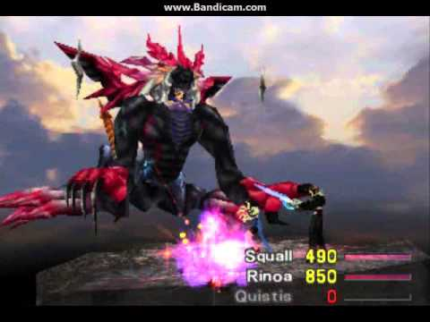 Final Fantasy 8 Requiem Hard Mod - Ultimecia Latest V1.2.1(Latest Edition)