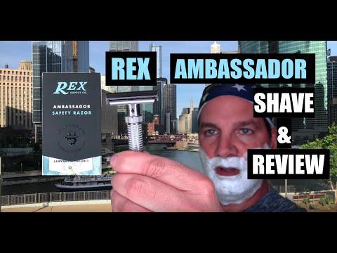 All American Shave: Rex-Fine-Personna-Patriot-More!