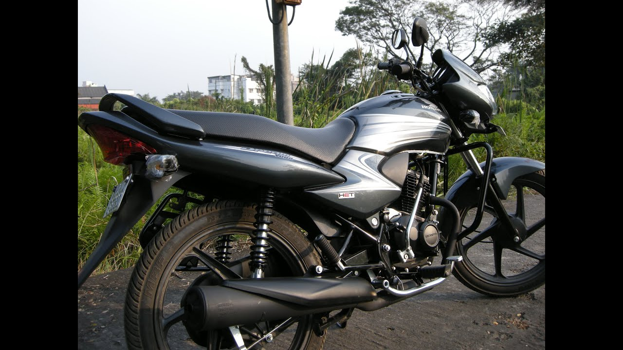 New Honda Dream Yuga Review By Rkb Youtube