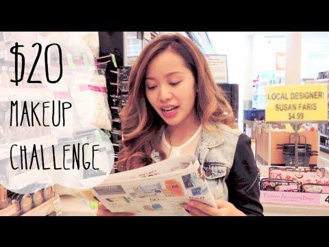 $20 Makeup Challenge Haul thumbnail