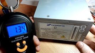 Ремонт-обзор? 2 комп. БП 400Вт.  Фуфло vs качество. FSP ATX400N.