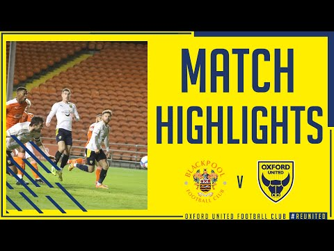 Blackpool Oxford Utd Goals And Highlights