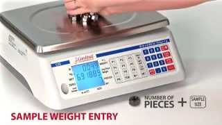 C Series Counting Scales - Operations Video