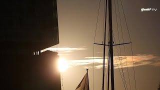 Kein Alltagsjob: Eisige Überführung einer Oyster 575 - Segeln als Beruf - Profession: Sailor