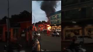 Download Video Kebakaran Pom Bensin Dekat Plaza Jambu Dua BOGOR ( 11/10/2018) MP3 3GP MP4