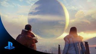 Official Destiny Gameplay Trailer (PS4) | E3 2013