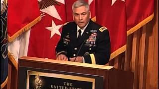 army war college community welcomes new commandant maj gen bill rapp