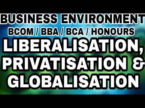 globalisation in business environment