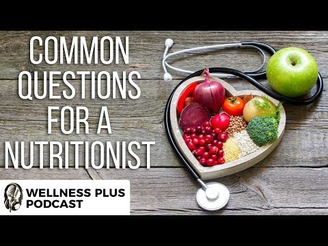 What's The Best Diet? Nutritionist Answers FAQs About Health, Weight Loss, Registered Dietitian RDN