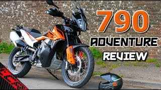 KTM 790 Adventure Review | The Perfect Middleweight Adventure?