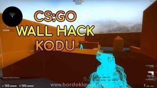 CS GO Wall Hack Kodu Nasıl Kullanılır? [2019]