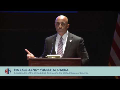 Hidden Heroes Launch: Yousef Al Otaiba