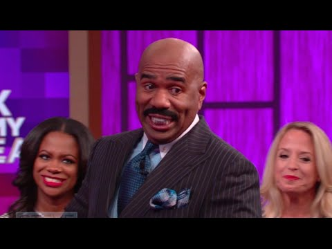 You just turned this to a cable show! || STEVE HARVEY