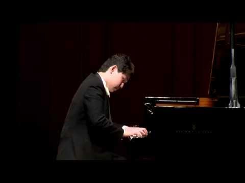第19回 江副記念財団コンサート 髙木竜馬(ピアノ)