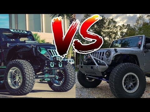 This Jeep Wranglers are going to change your mind