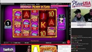 Golden Nugget Online Slots Big Win Highlights!