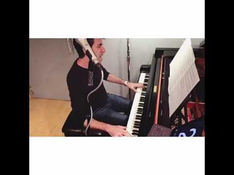 JRB Back in the Studio -