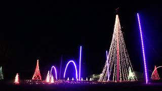 2013 Gift Of Christmas Light Display (Carol Of The Bells)
