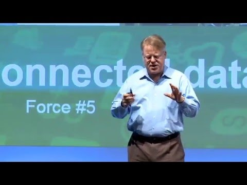 Robert Scoble The future of technology is contextual