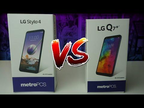 LG Q7+ Video clips - PhoneArena