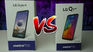 LG Stylo 4 vs  LG Q7+   Who Will Win?