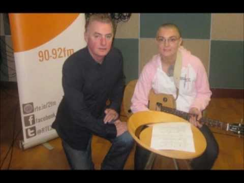 Magda Davitt (FKA Sinéad O'Connor) 'Beside You' & 'VIP' + chatting to DaveFanning on RTÉ 2FM