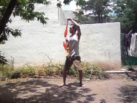 Swing con clavas (small impro)