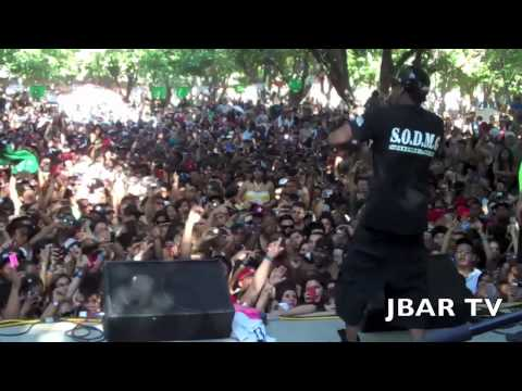 JBAR TV: Ja-Bar Performs @ El Paso TX Summer Jam
