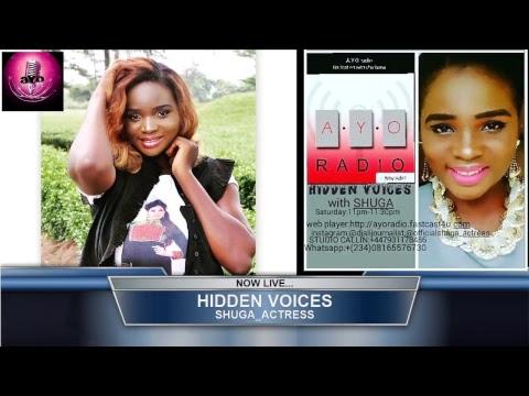 shuga actress in hidden voices
