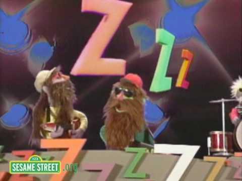 Sesame Street: ZZ Blues