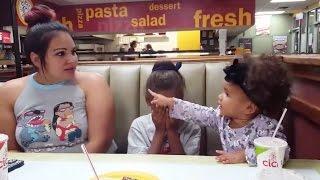 Little Girl Protects Older Sister thumbnail