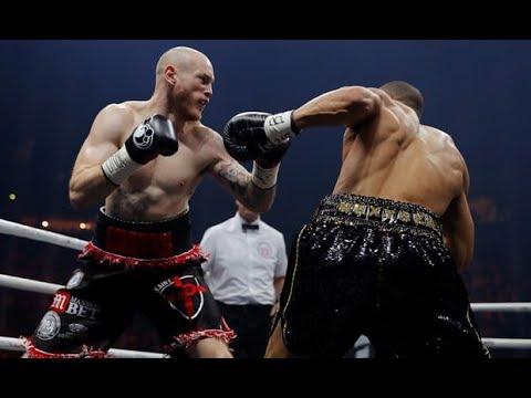 George Groves VS Chris Eubank Jr Boxing LIVE Fight Companion