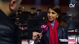 أغاني أغاني ترافق السيدة ماجدة الرومي إلى العلا: لهذا السبب ابتعدت عن الغناء باللهجة الخليجيّة!