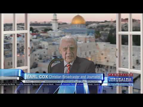 Earl Cox Commentary HD - Palestinian Reality Towards a Jewish Nation