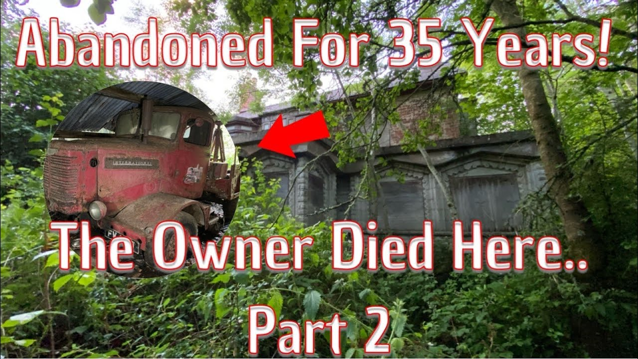 We Found Some Absolutely Incredible Things At This Farm Abandoned For 35 Years!! Part 2..