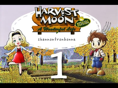 Harvest Moon: A Wonderful Life Special Edition ♥ 1